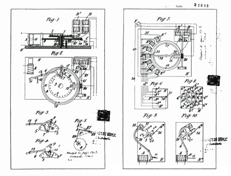Las patentes de Torres Quevedo, en Google Books