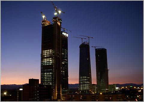 Torres del CTBA, Foto: (c) Torresmadrid.com