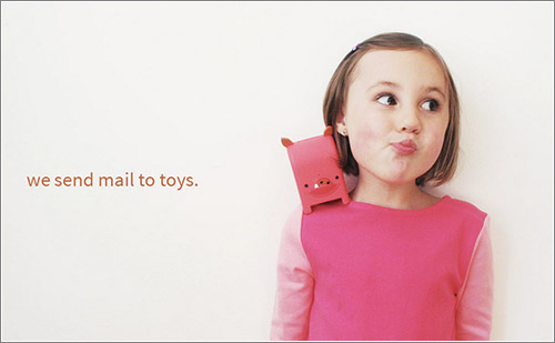 Toymail: juguetes de mensajería wifi para niños