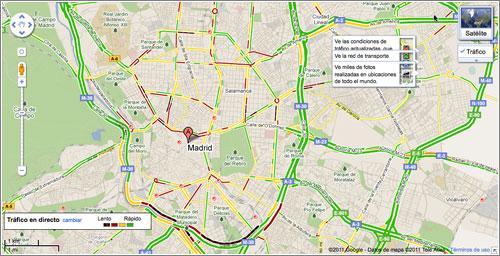 Trafico-Google-Maps