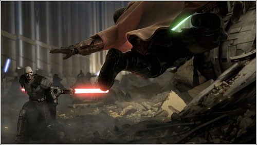 Trailer Star Wars Old Republic
