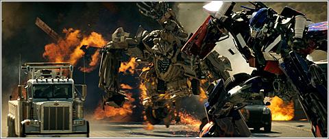 Transformers: la película / © DreamWorks / Paramount