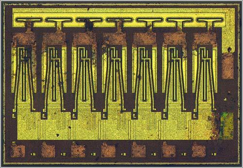 Cómo funciona un transistor explicado con detalle al microscopio