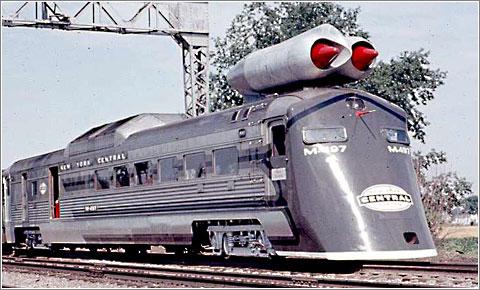 Tren a Reaccion M-497