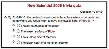 Trivia-New-Scientist