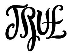 Truefalseambigram