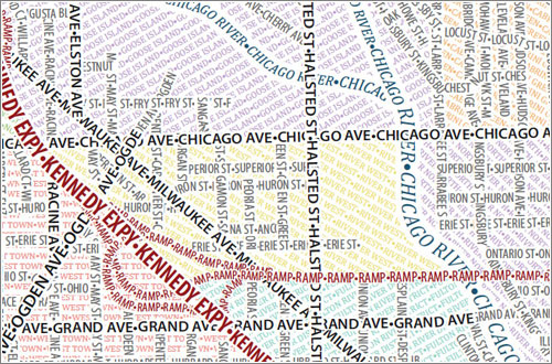 Typographicmap