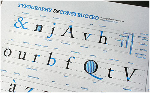 Typography Deconstructed