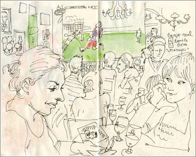 Urban-Sketches