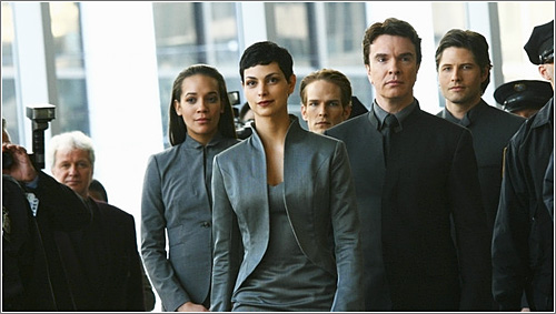 V, la serie (2009)