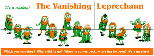 Vanishing-Leprechaun