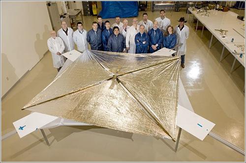 Velas Solares – NASA