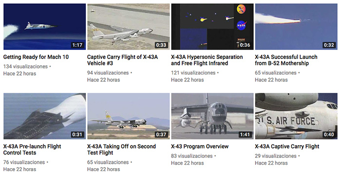 Videos afrc youtube nasa