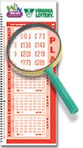 Lotería de Virginia (2009, versión 6/42)