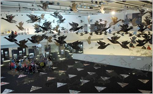 Los universos infinitos de M.C. Escher, en Granada