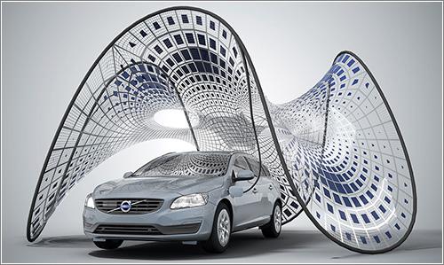 Volvo-Cargador