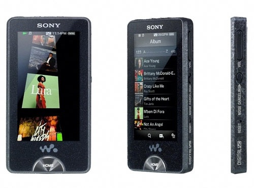 Sony Walkman Serie X