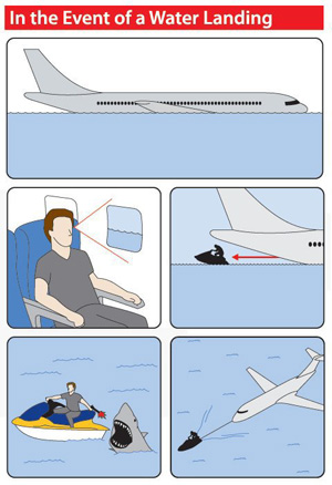 Waterlanding-Collegehumor