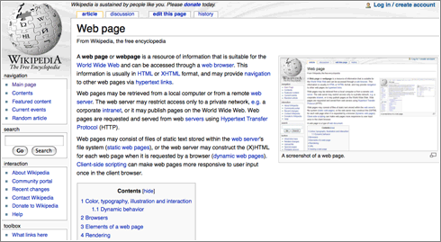 af0f1bad97a2 Autorreferencia wikipédica | Microsiervos (Humor)