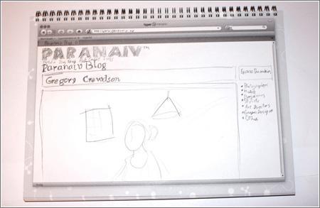 Cuaderno diseño web