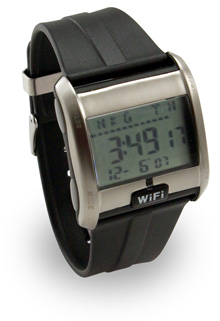 Wifi Detecting Watch