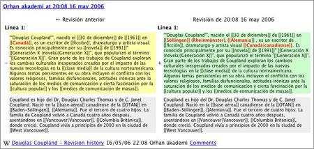RSS de la Wikipedia