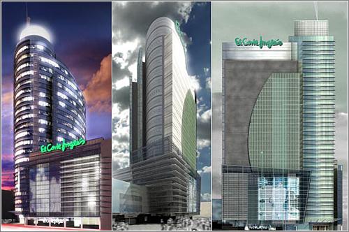 El nuevo edificio que reemplazará al Windsor (era previsible: El Corte Inglés)