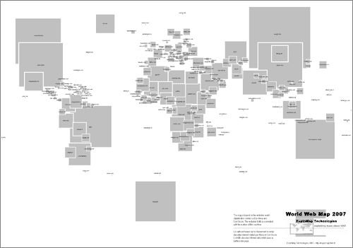 World Web Map