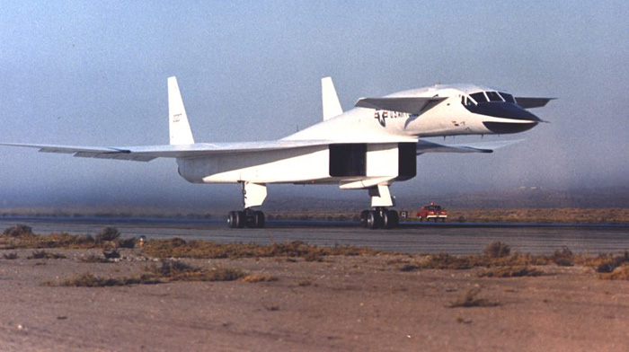 XB-70A North American