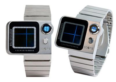 Scope Watch: el reloj que da la hora en forma de coordenadas