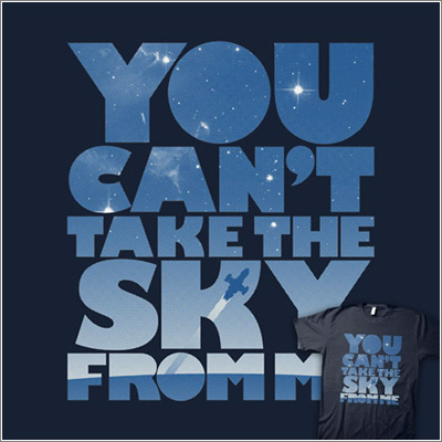 Youcanttaketheskyfromme