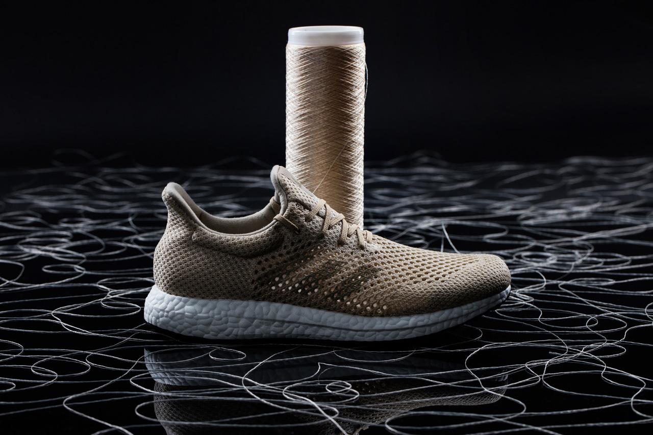 Zapatillas adidas biosteel biodegradables