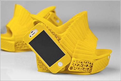 Zapato-Iphone