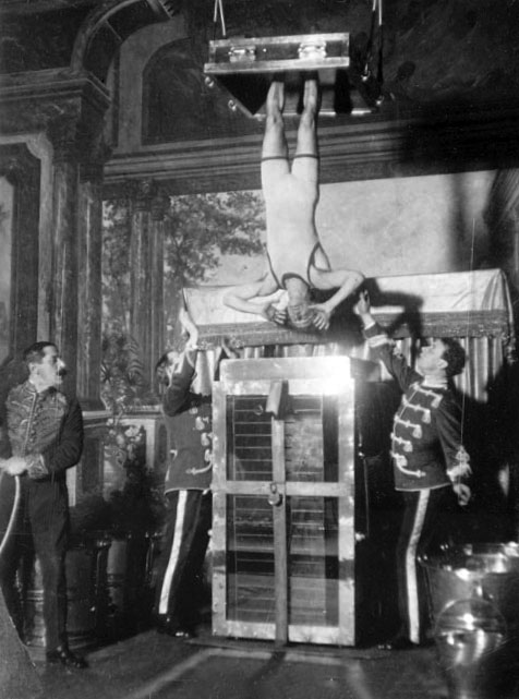 Houdini y la celda