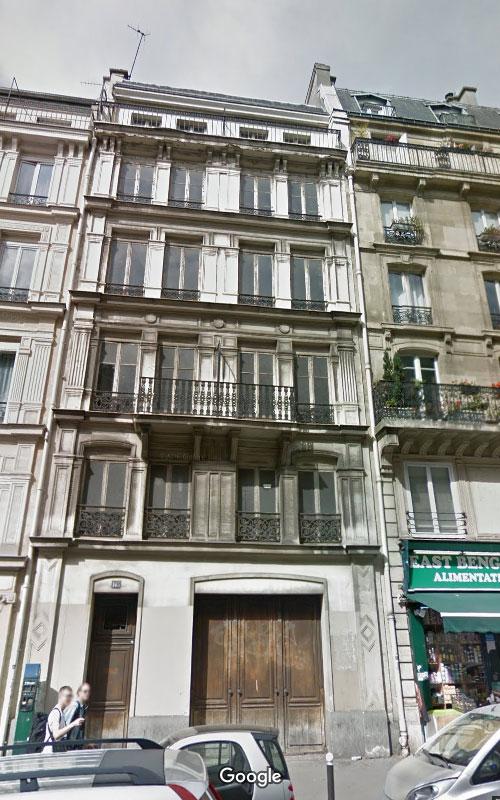 145 rue La Fayette en París