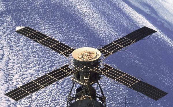 Apollo Telescope Mount