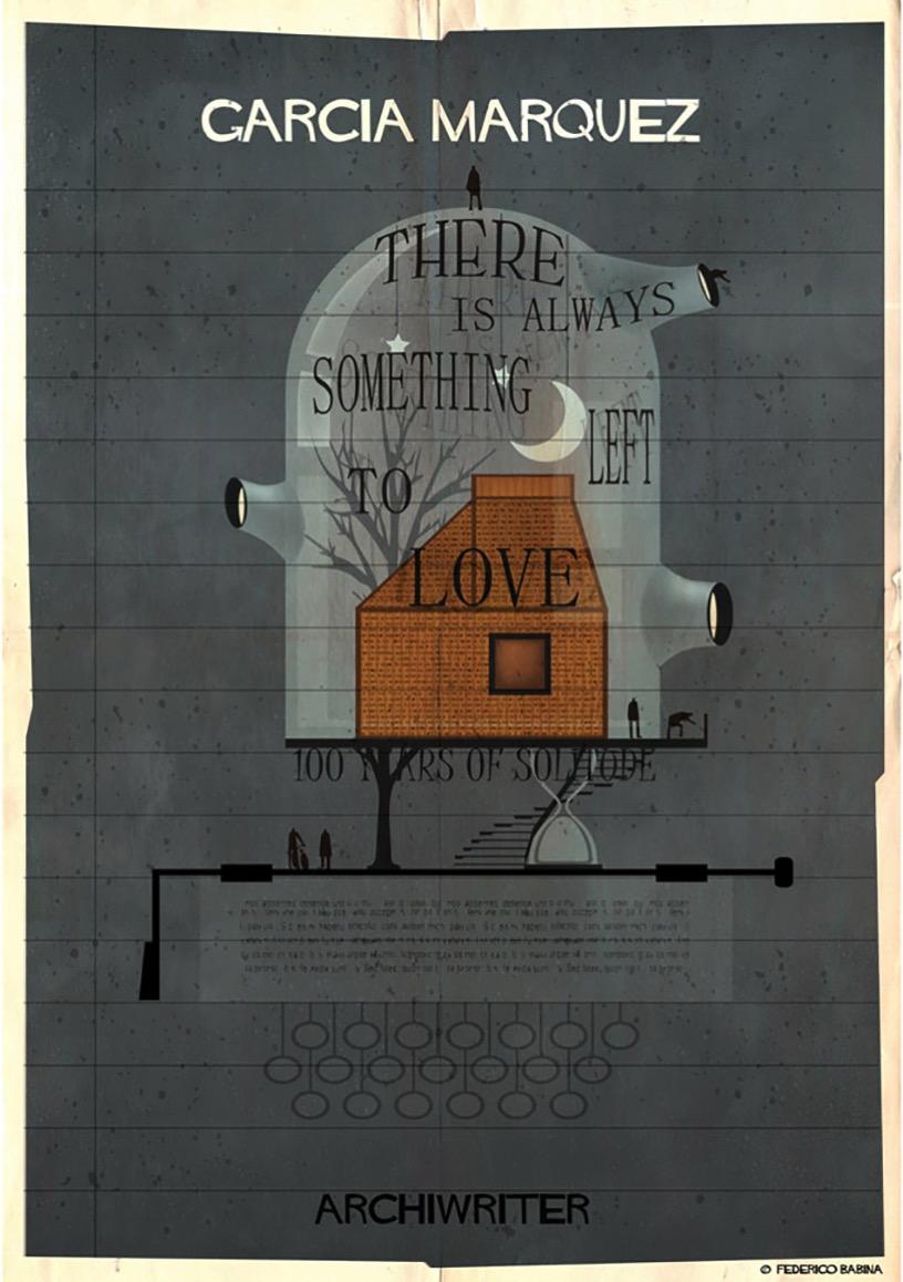 La casa de Gabriel García Márquez