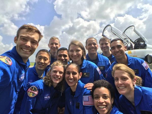 Candidatos a astronauta de la NASA de 2017