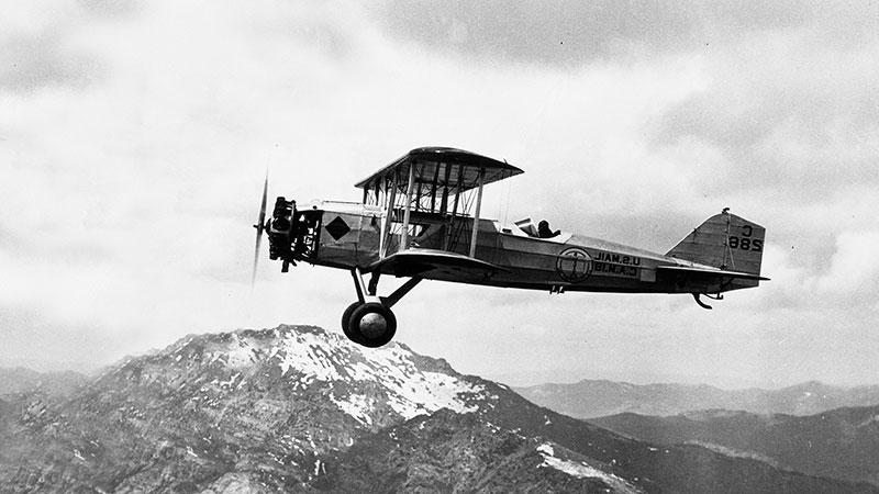 Boeing 40–A