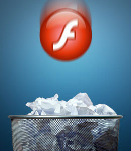 Adiós, Flash