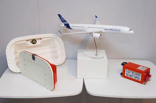 ADFR y CVDR de Airbus