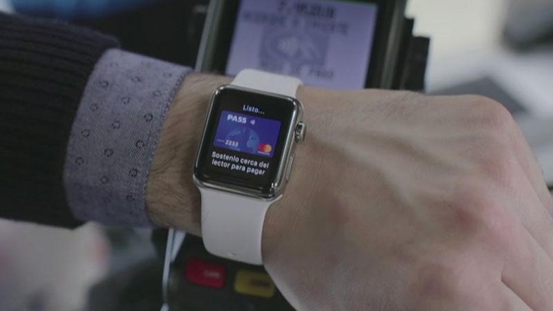 Apple Pay y Carrefour PASS en el Apple Watch