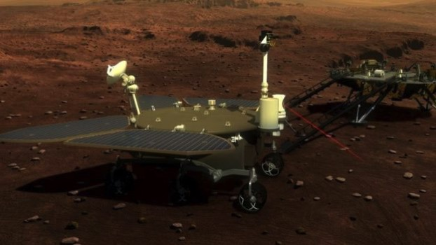 El rover