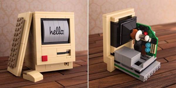 Macintosh de 1984 por Chris McVeigh