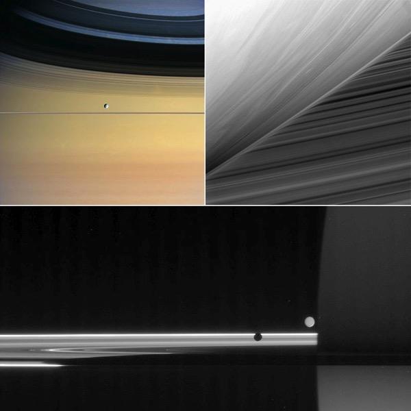Vistas de Saturno