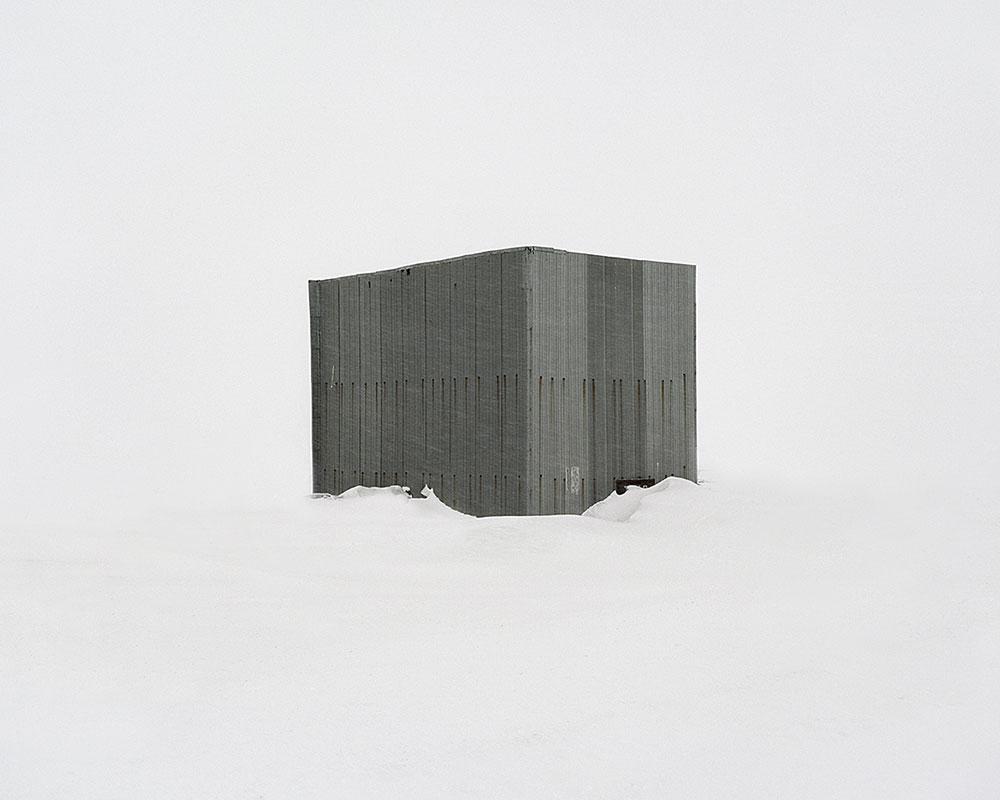 Cubierta del pozo superprofundo de Kola