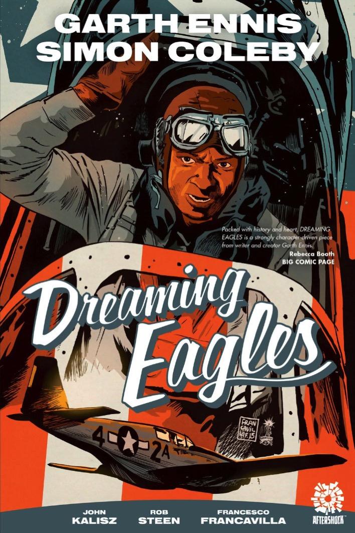 Dreaming Eagles por Garth Ennis