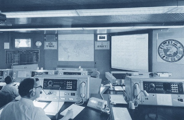 ESOC en los 60