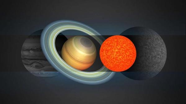 EBLM J0555-57Ab, la estrella más pequeña que hemos encontrado hasta la fecha