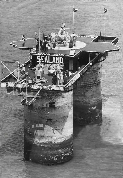 HM Fort Roughs, AKA Sealand